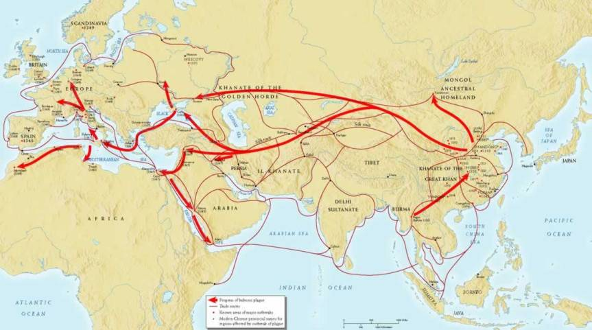 Why Europe is afraid of the New SilkRoads
