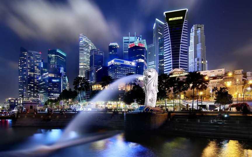 Singapore-led Asean favors China overUS