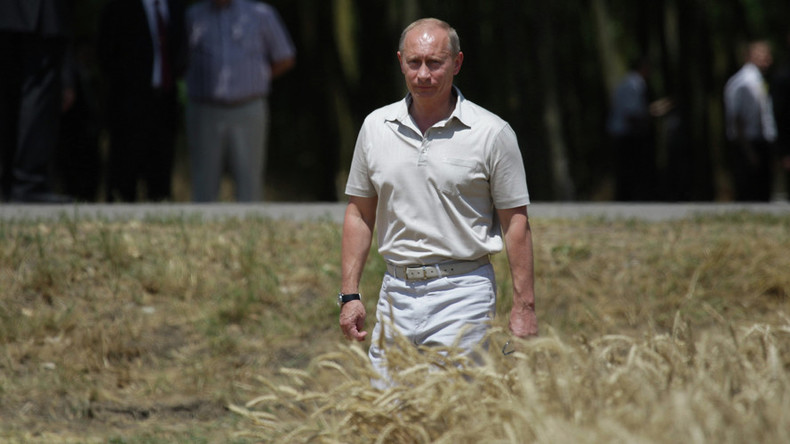 Russia positions itself to supply the world with organicfood