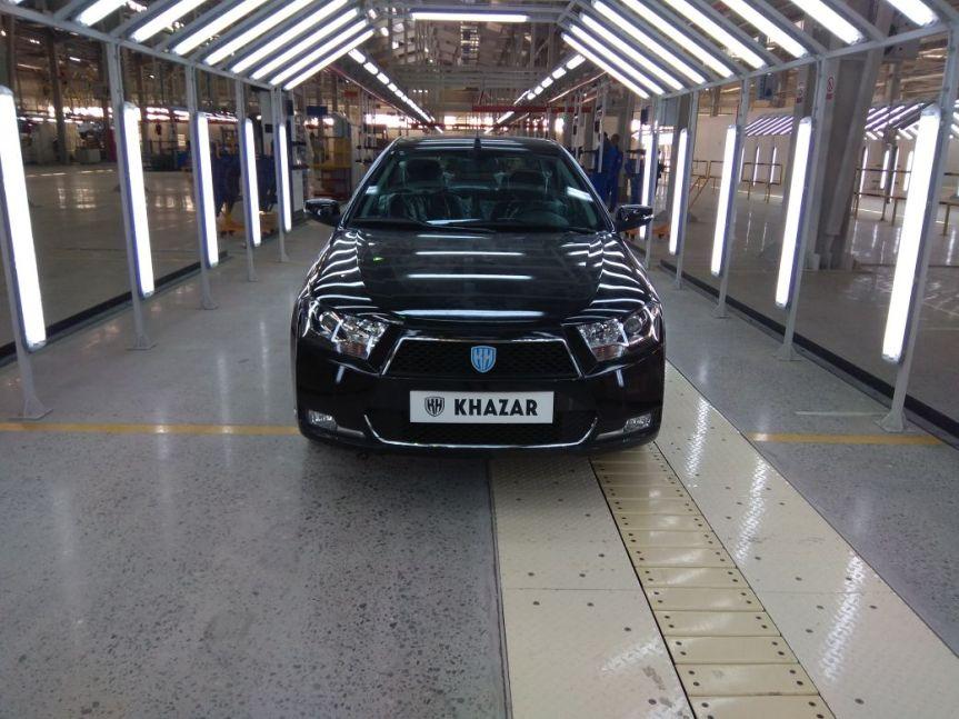 Azerbaijan-Iran-cooperation-car-Khazar-3