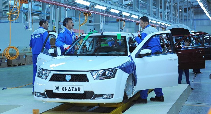 Azerbaijan – Country starts sales of cars jointly with Iran