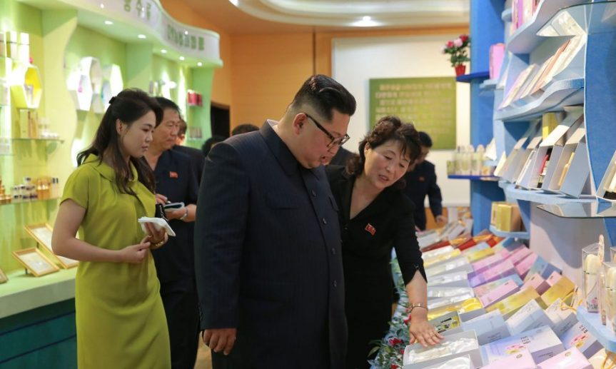 S Korea unveils plan for N Korean economic enrichment