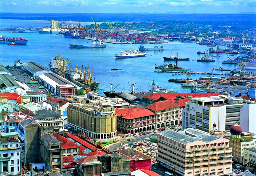 New Sri Lankan port may be a key link between India andChina