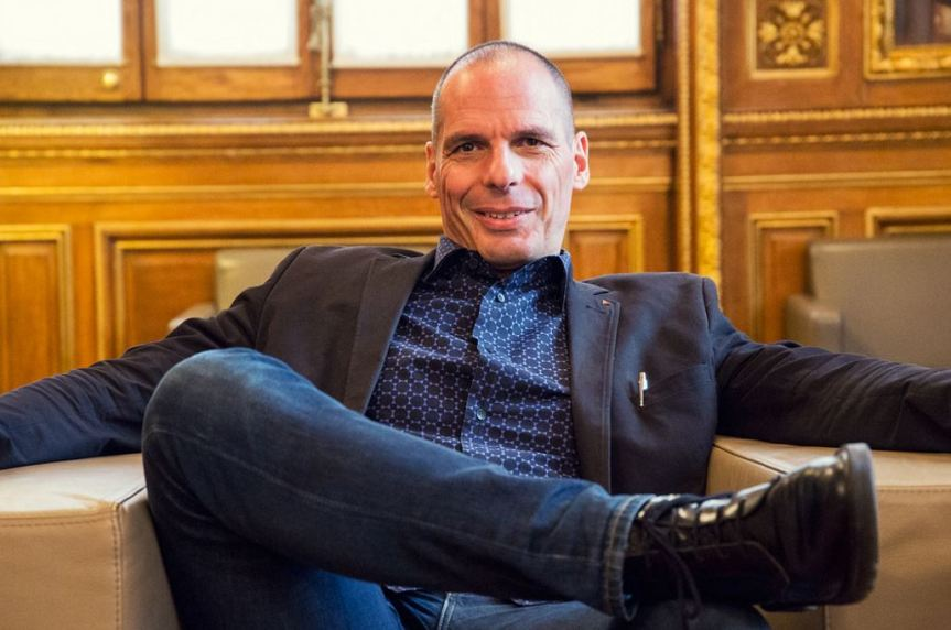 Yanis Varoufakis: Marx predicted our present crisis – and points the wayout