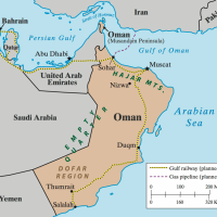 Oman plans pipeline to Iran as US sanctions loom