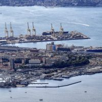 Trieste aims to be China's main port in Europe