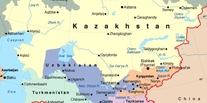 Central Asia is India's natural companion in every respect