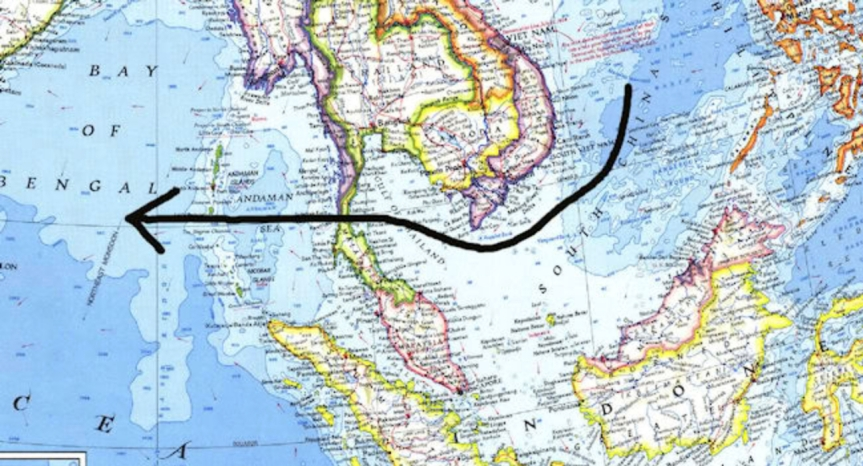 Thailand the missing link in China's Maritime SilkRoad