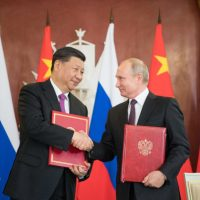 The Sino-Russian Alliance Comes of Age — Part 3