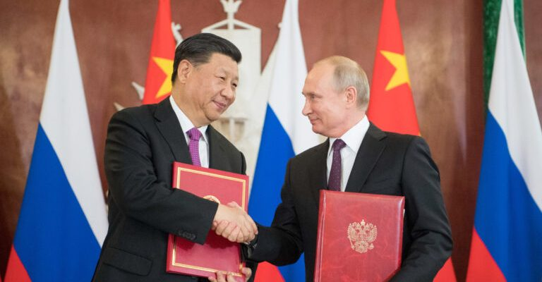 Clearly, the leaderships in Moscow and Beijing weaned on dialectical materialism have done their homework while building their alliance attuned to the 21st century.