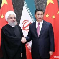Will China's bruited $400 bn. investment in Iran make Beijing an oil Gulf power?