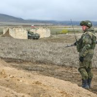 France Challenges Russian Peacekeeping In Caucasus